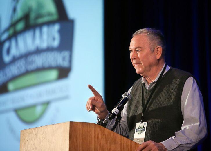 GOP and Democrat legislators hold joint fundraiser for marijuana